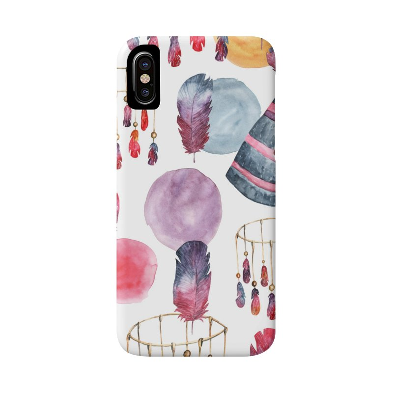 TRIBE DESIGN Accessories Phone Case by IF Creation's Artist Shop