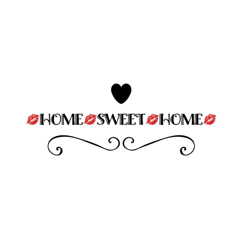 Home sweet home Accessories Mug by IF Creation's Artist Shop