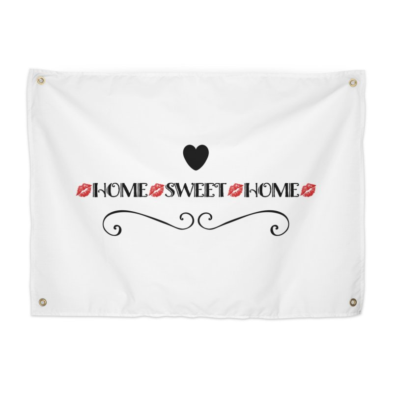 Home sweet home Home Tapestry by IF Creation's Artist Shop