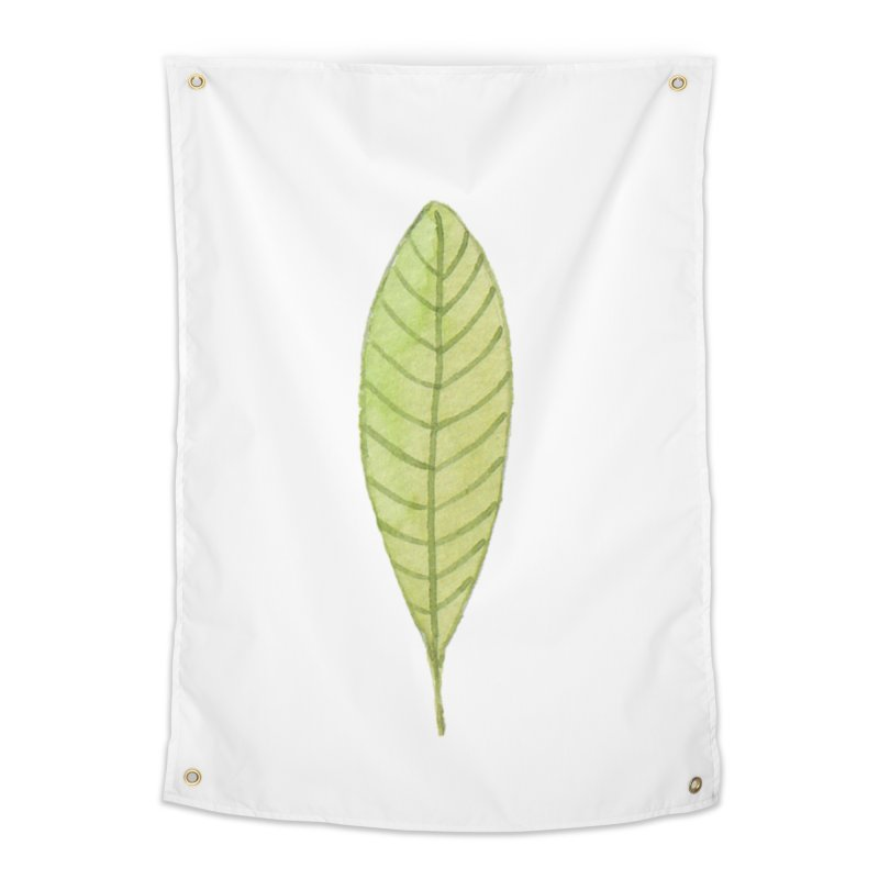 GREEN LEAF Home Tapestry by IF Creation's Artist Shop
