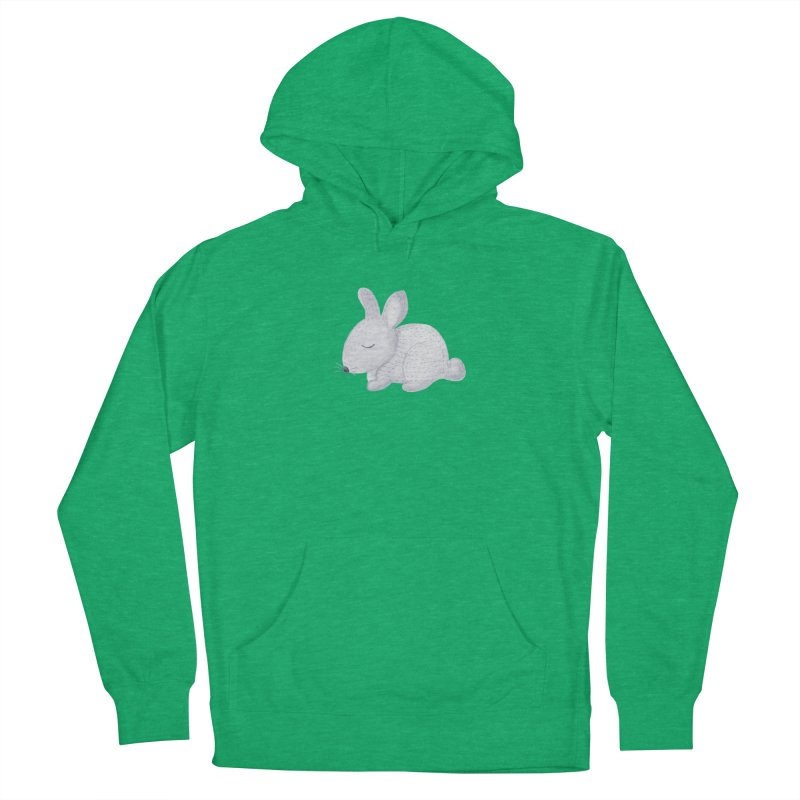 BUNNY Women's Pullover Hoody by IF Creation's Artist Shop