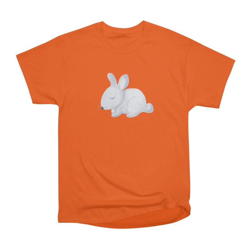 BUNNY Women's Heavyweight Unisex T-Shirt by IF Creation's Artist Shop
