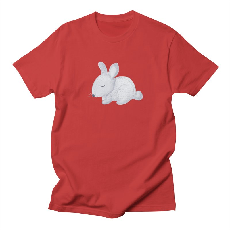 BUNNY Women's Regular Unisex T-Shirt by IF Creation's Artist Shop