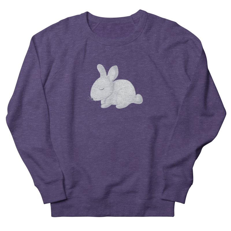 BUNNY Women's Sweatshirt by IF Creation's Artist Shop