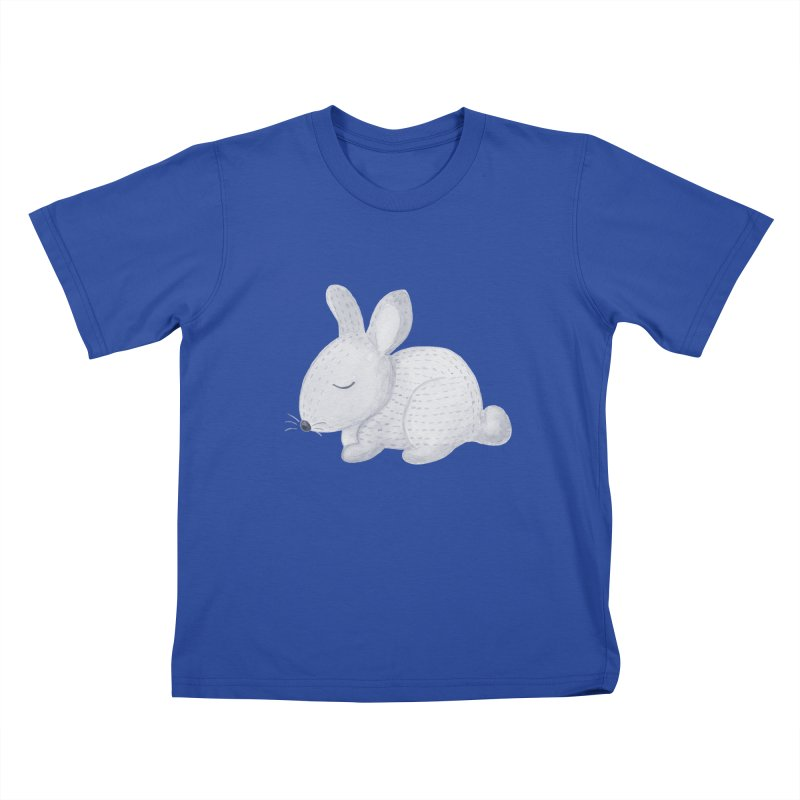 BUNNY Kids T-Shirt by IF Creation's Artist Shop