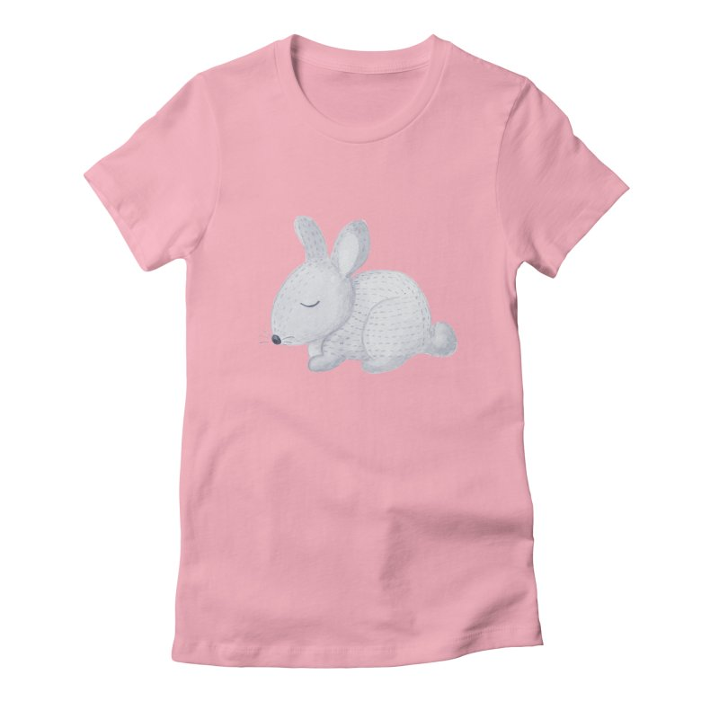 BUNNY Women's T-Shirt by IF Creation's Artist Shop