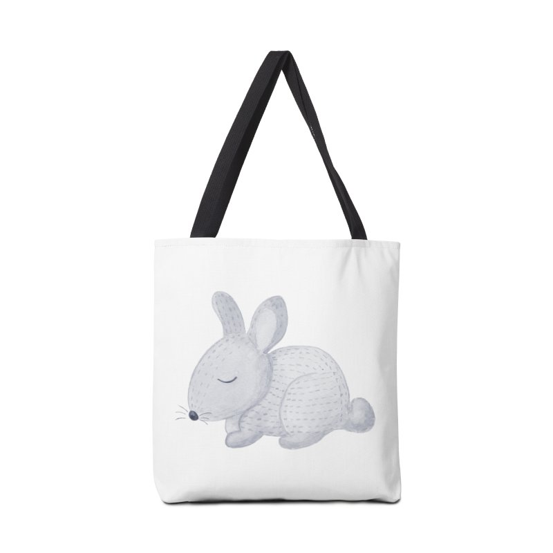BUNNY Accessories Bag by IF Creation's Artist Shop