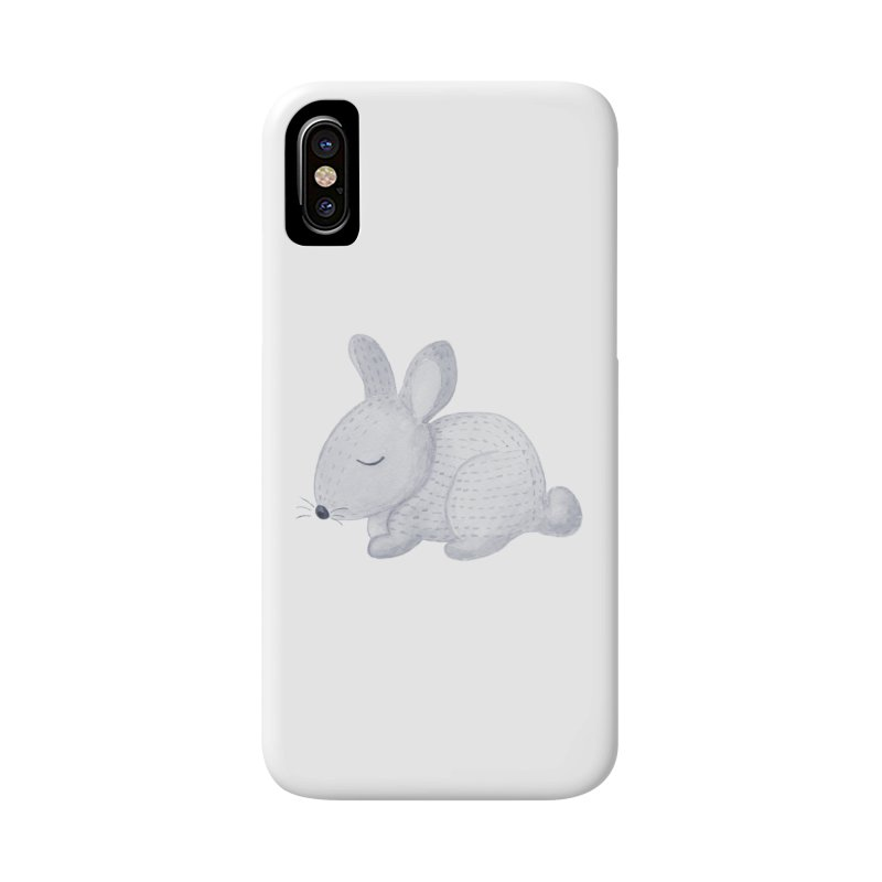 BUNNY Accessories Phone Case by IF Creation's Artist Shop