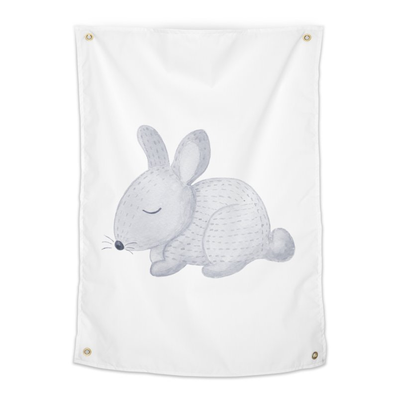 BUNNY Home Tapestry by IF Creation's Artist Shop