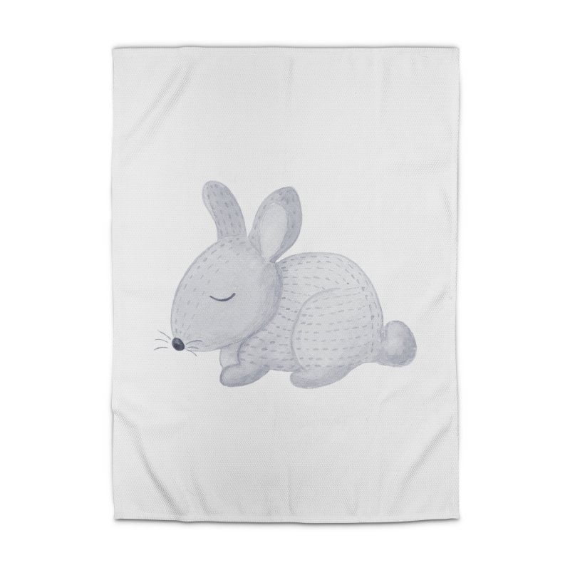 BUNNY Home Rug by IF Creation's Artist Shop