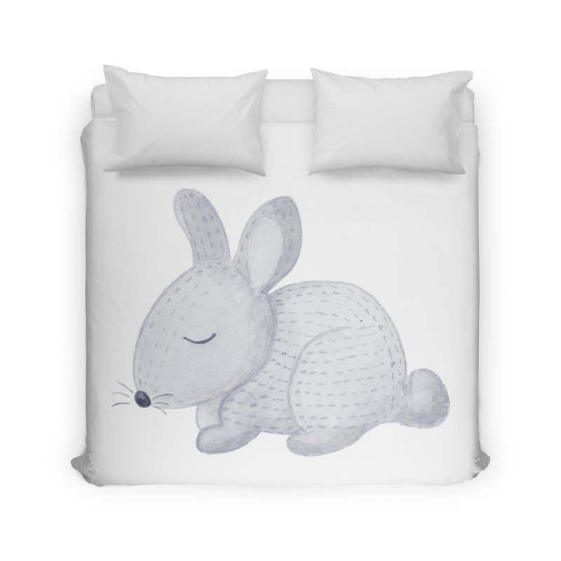 BUNNY Home Duvet by IF Creation's Artist Shop