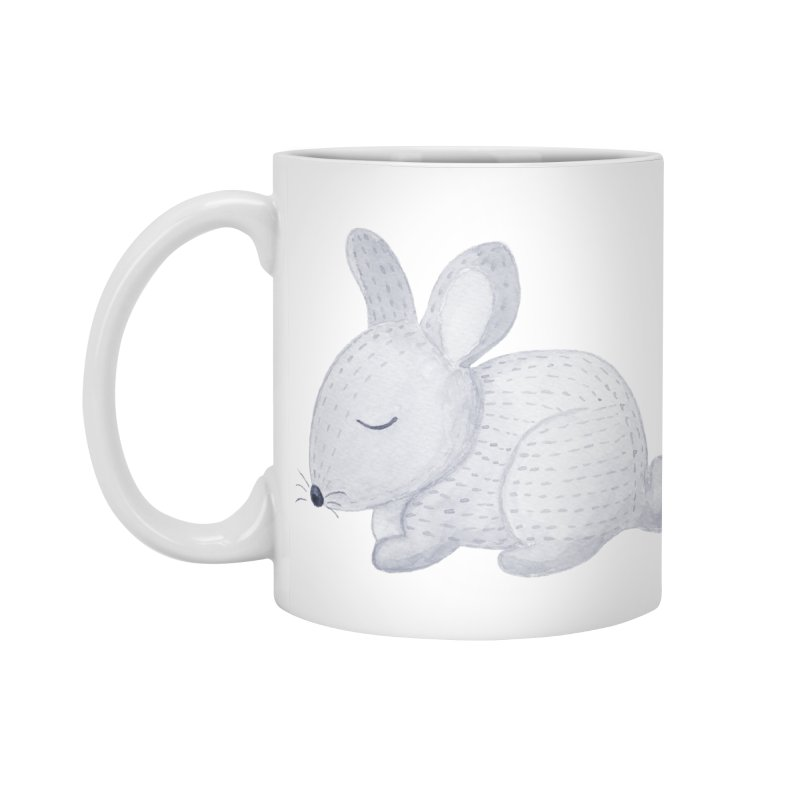 BUNNY Accessories Mug by IF Creation's Artist Shop