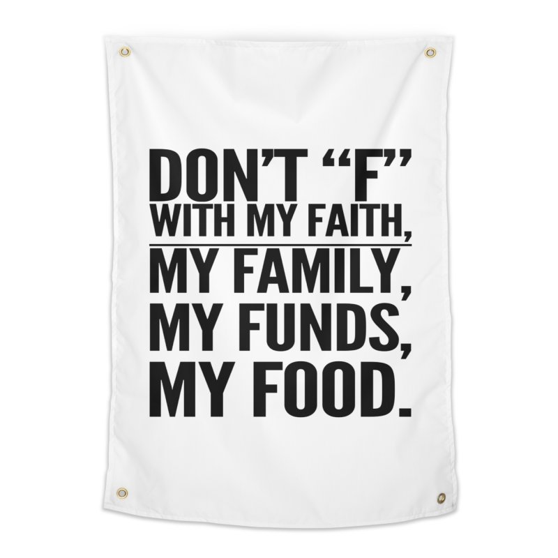 """Don't """"F"""" Home Tapestry by IF Creation's Artist Shop"""