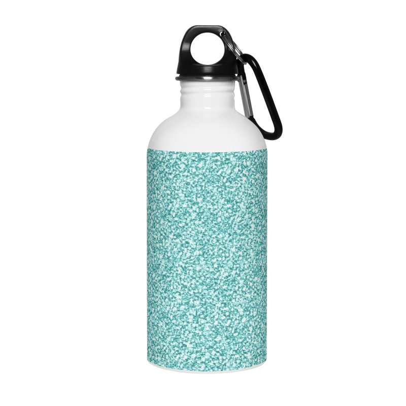 AQUA GLITTER Accessories Water Bottle by IF Creation's Artist Shop