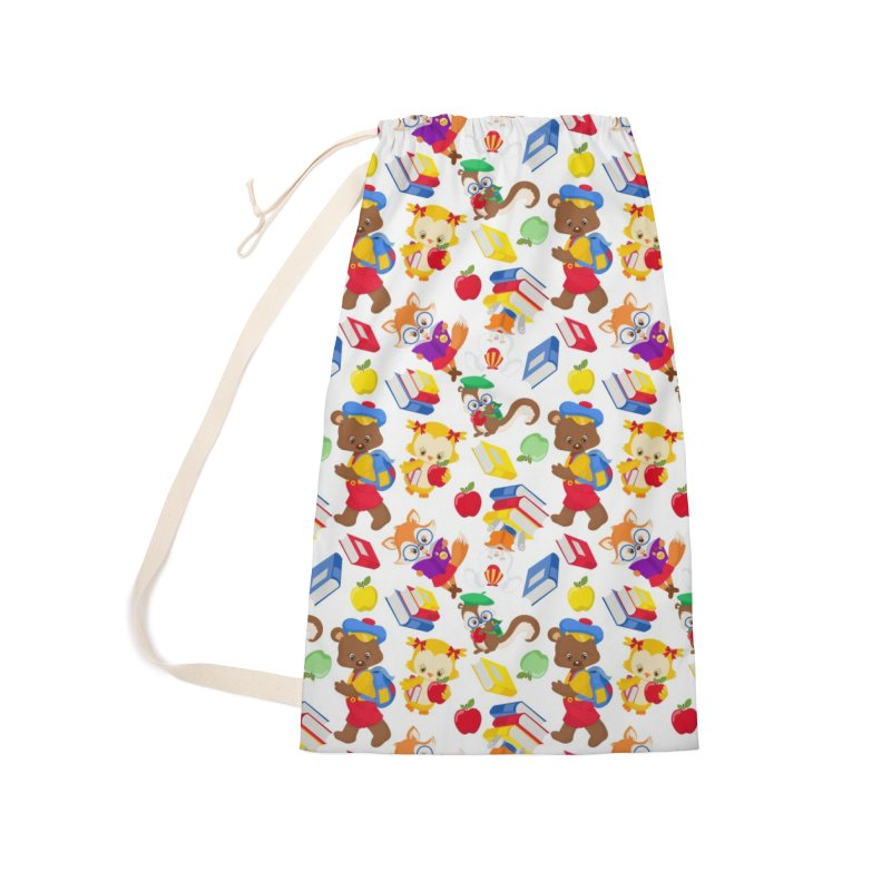 ANIMAL FOREST Accessories Bag by IF Creation's Artist Shop