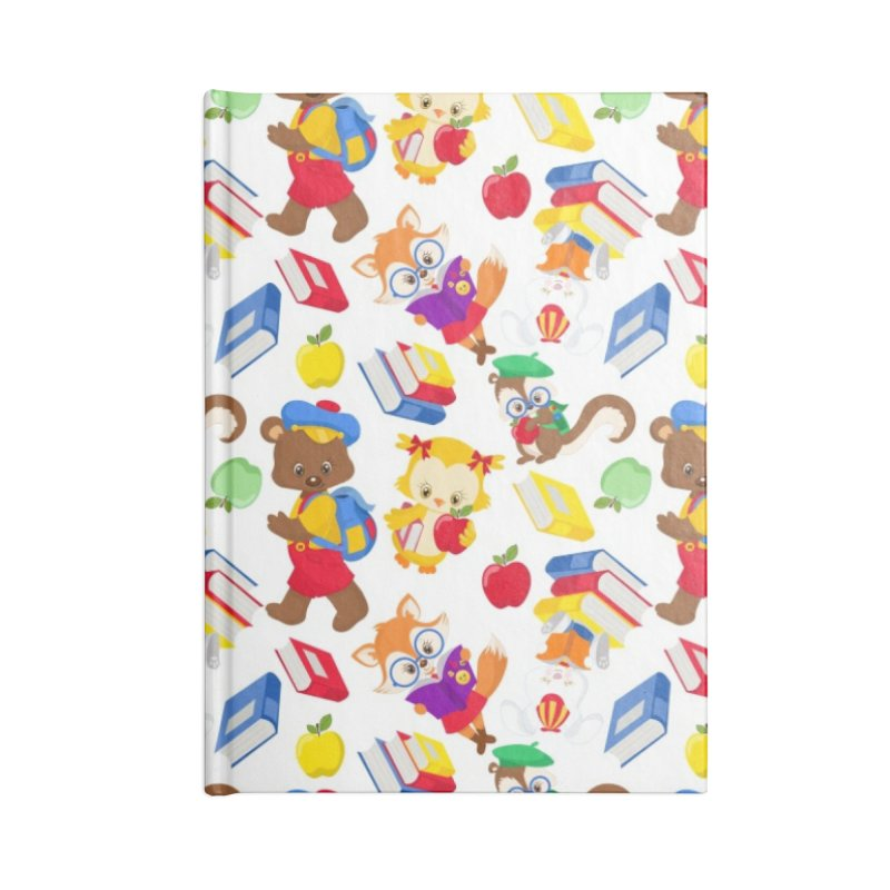 ANIMAL FOREST Accessories Notebook by IF Creation's Artist Shop