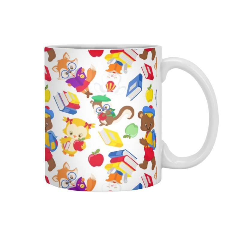 ANIMAL FOREST Accessories Mug by IF Creation's Artist Shop