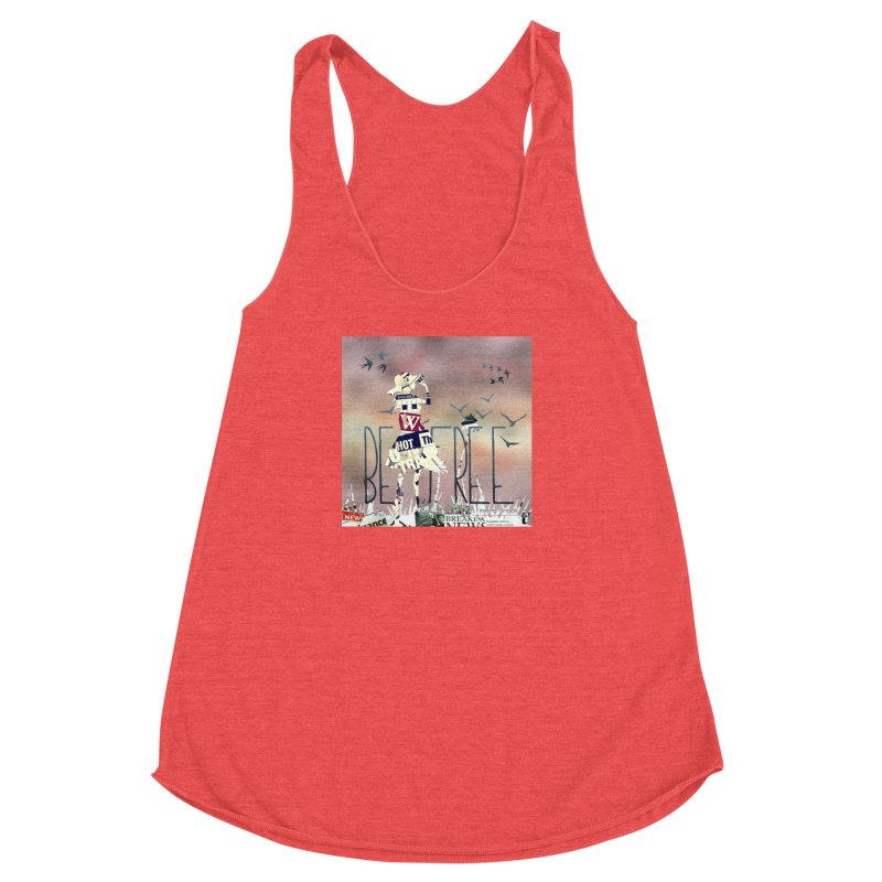 Be Free Women's Tank by IF Creation's Artist Shop