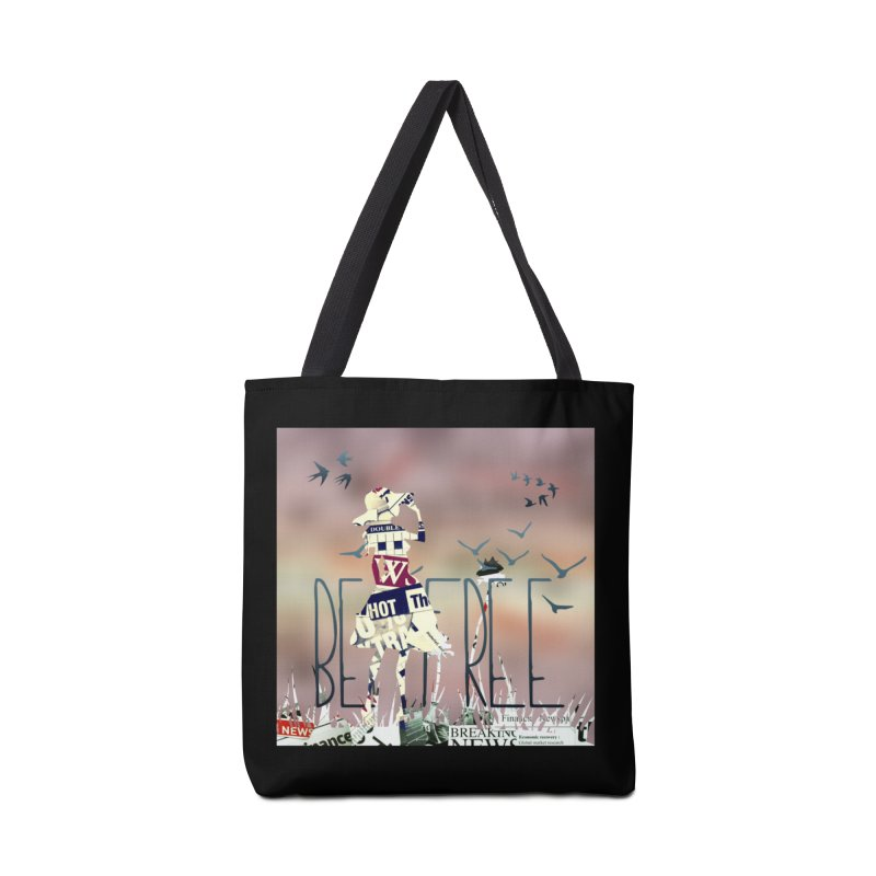 Be Free Accessories Bag by IF Creation's Artist Shop