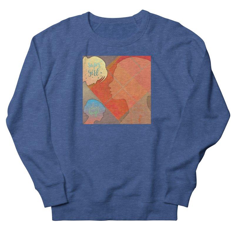 Russet Orange Women's Sweatshirt by IF Creation's Artist Shop