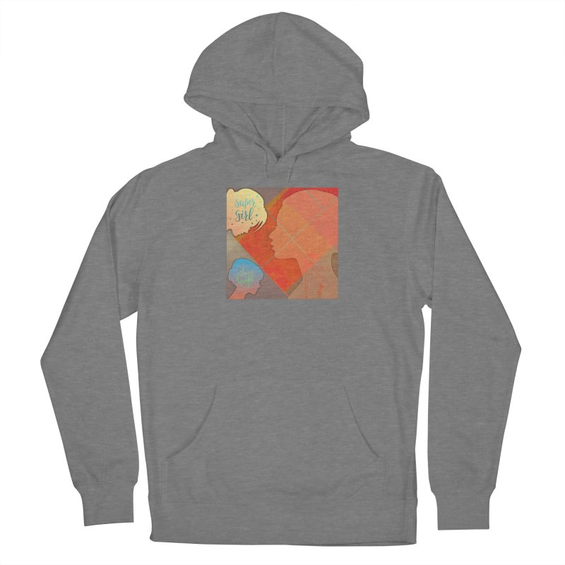 Russet Orange Women's Pullover Hoody by IF Creation's Artist Shop