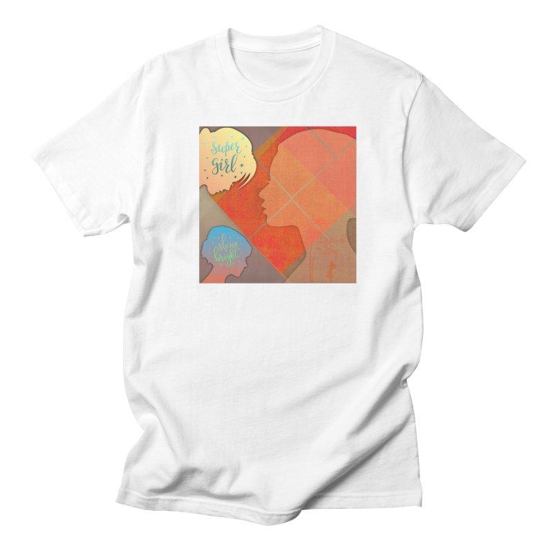 Russet Orange Women's Regular Unisex T-Shirt by IF Creation's Artist Shop