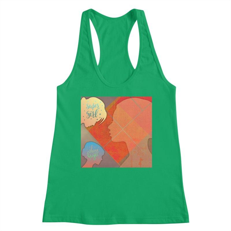 Russet Orange Women's Tank by IF Creation's Artist Shop