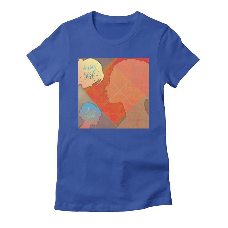 Russet Orange Women's T-Shirt by IF Creation's Artist Shop