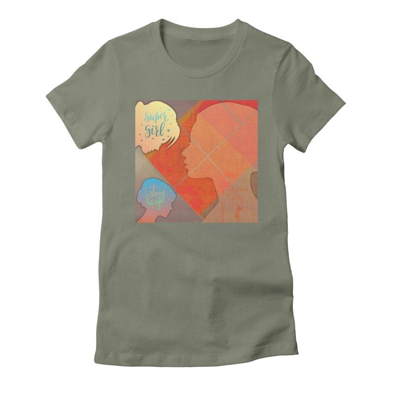 Russet Orange Women's T-Shirt by IF Creation's Artist Shop