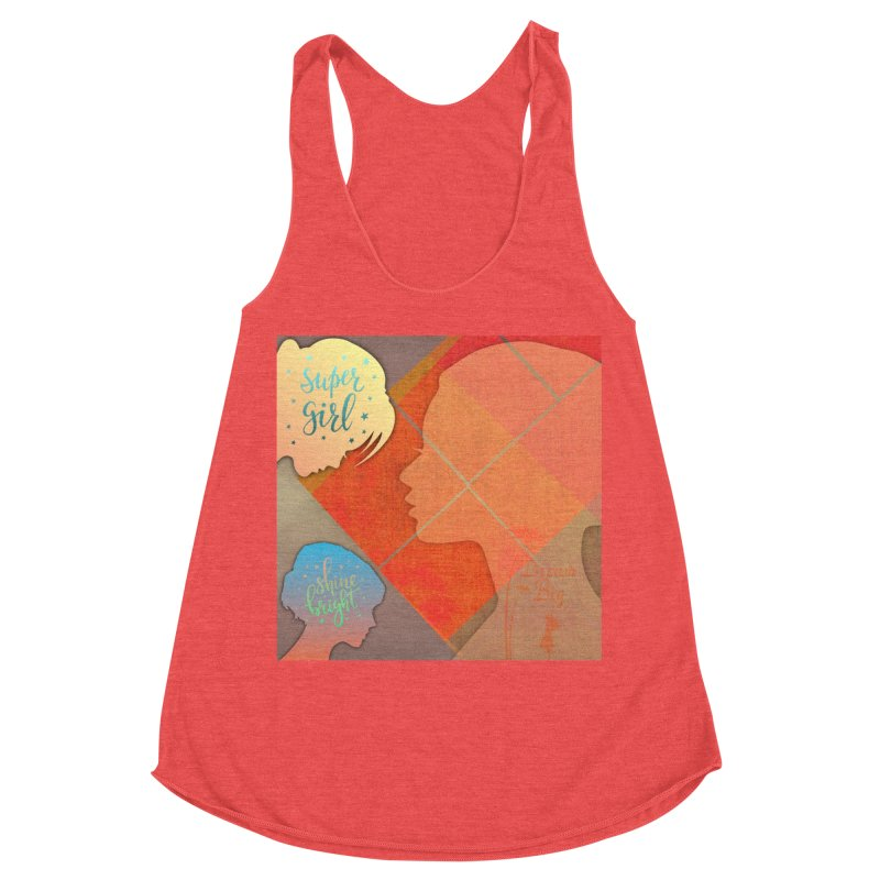 Russet Orange Women's Tank by IF Creation's Artist Shop