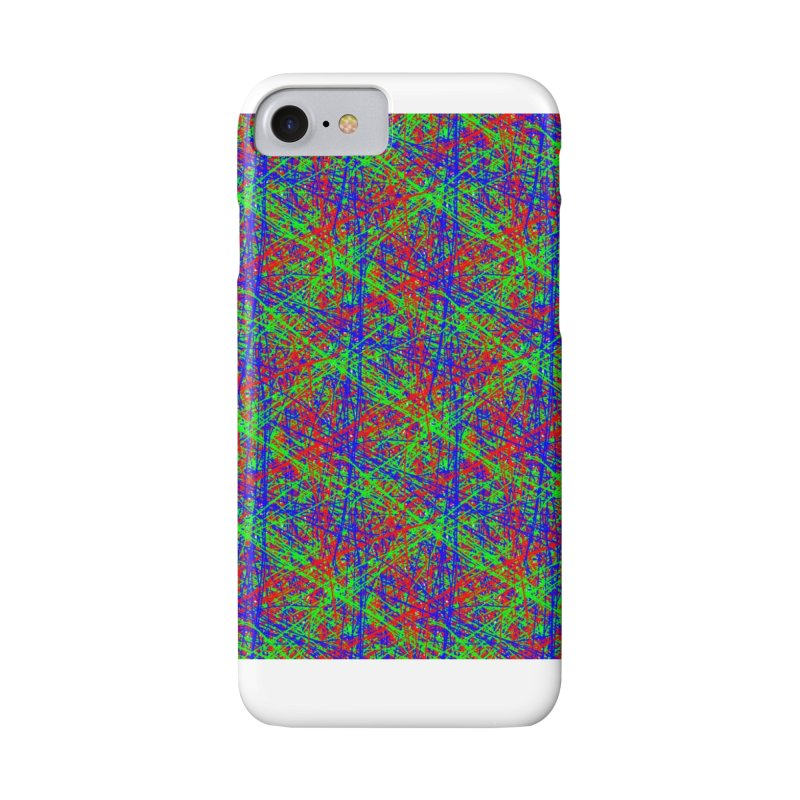 Crazy Lines Accessories Phone Case by IF Creation's Artist Shop