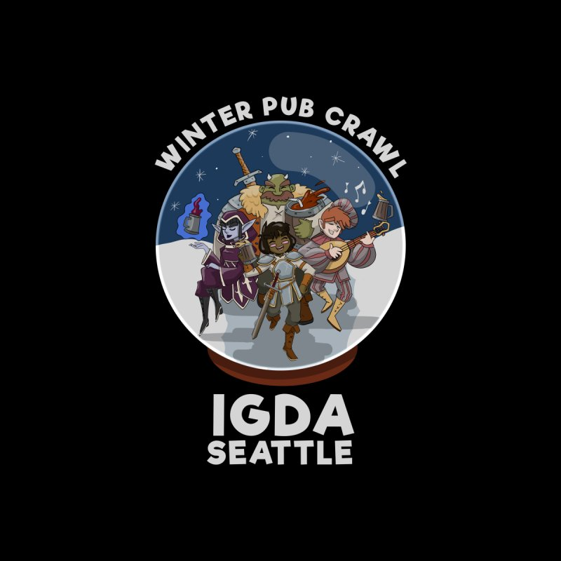 IGDA Seattle - Winter Pub Crawl Men's Sweatshirt by IGDASeattle's Shop