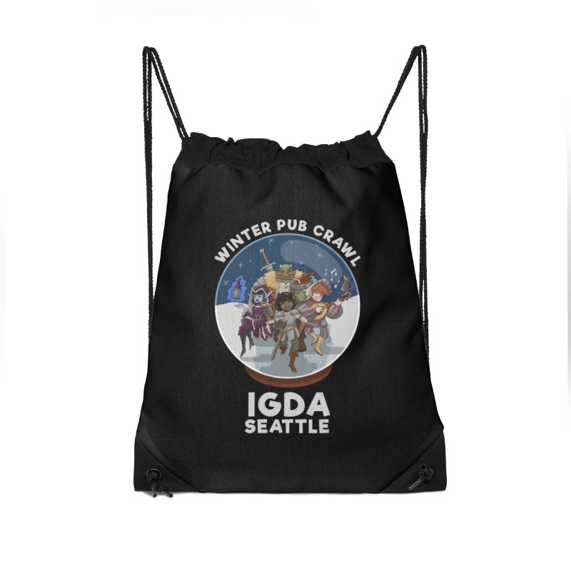 IGDA Seattle - Winter Pub Crawl Accessories Bag by IGDASeattle's Shop
