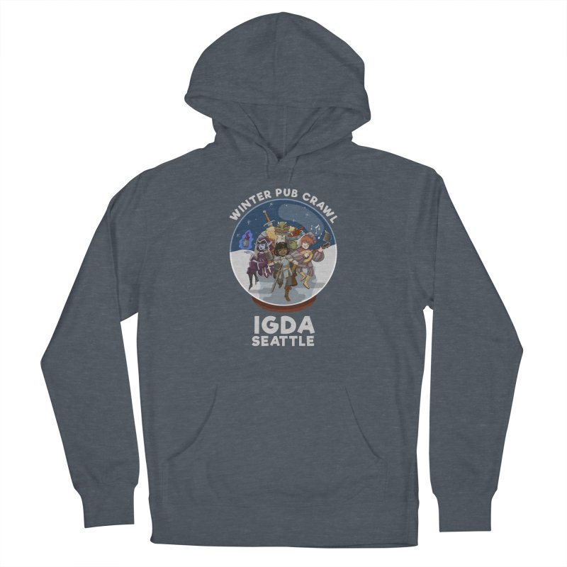 IGDA Seattle - Winter Pub Crawl Women's Pullover Hoody by IGDASeattle's Shop