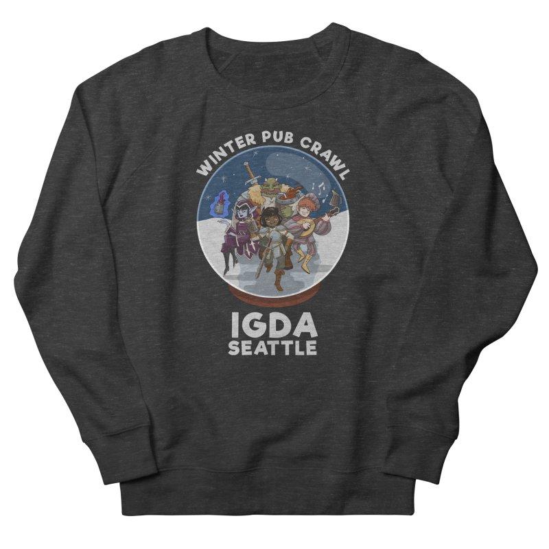 IGDA Seattle - Winter Pub Crawl Women's Sweatshirt by IGDASeattle's Shop