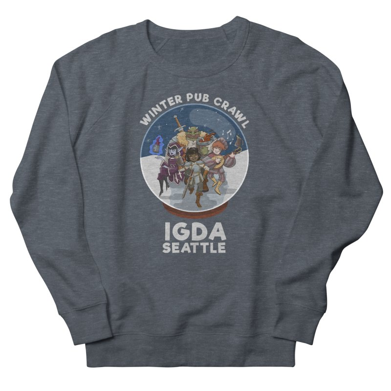 IGDA Seattle - Winter Pub Crawl Women's Sweatshirt by IGDASeattle's Shop