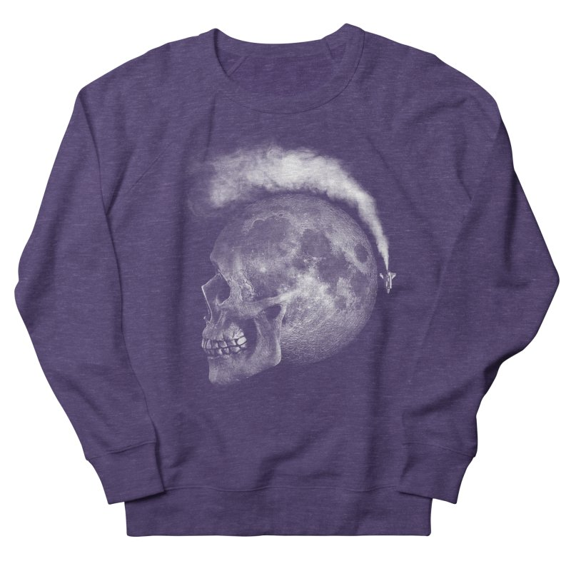 MOONSKULL Women's Sweatshirt by ISMAILKOCABAS's Artist Shop