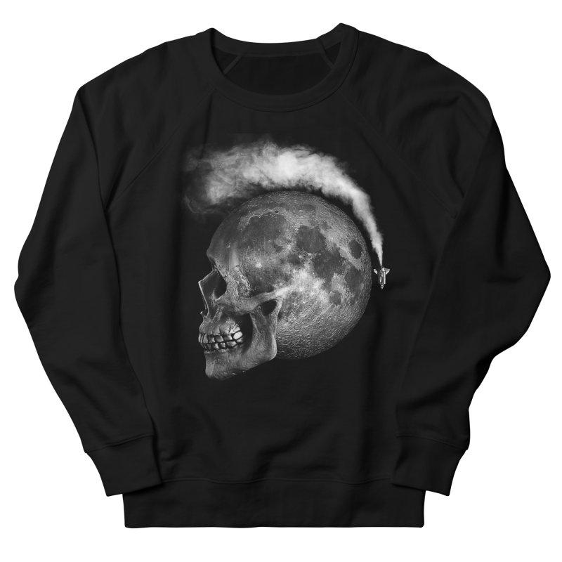 MOONSKULL Women's Sweatshirt by ISMAILKOCABAS's Artist Shop