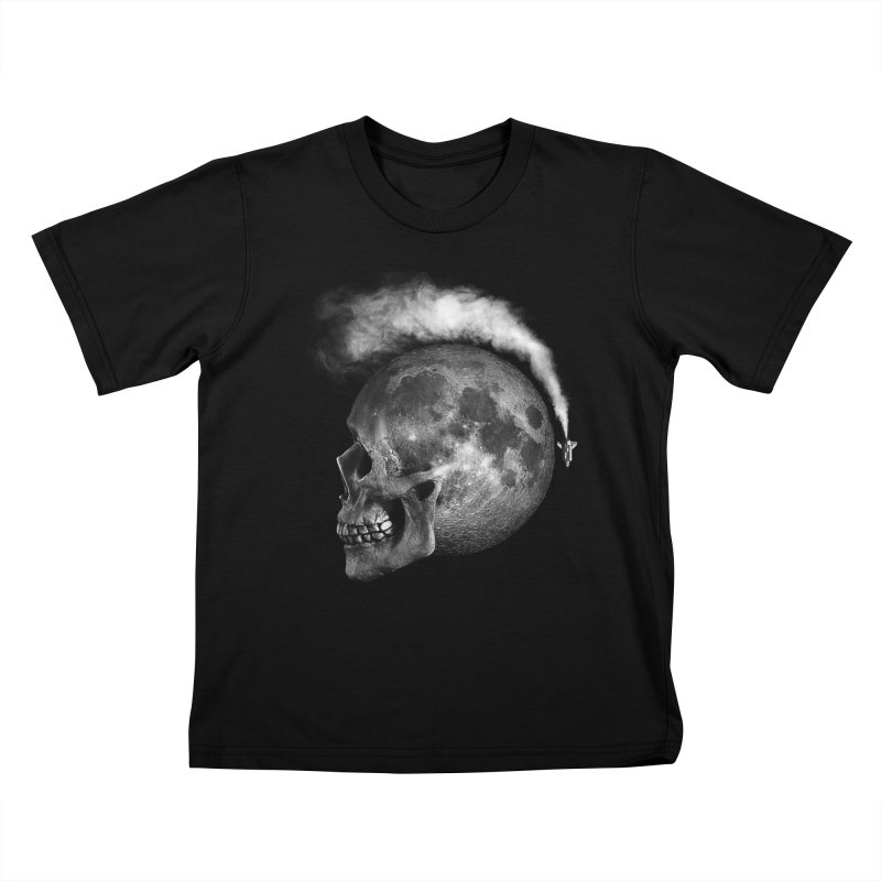 MOONSKULL   by ISMAILKOCABAS's Artist Shop