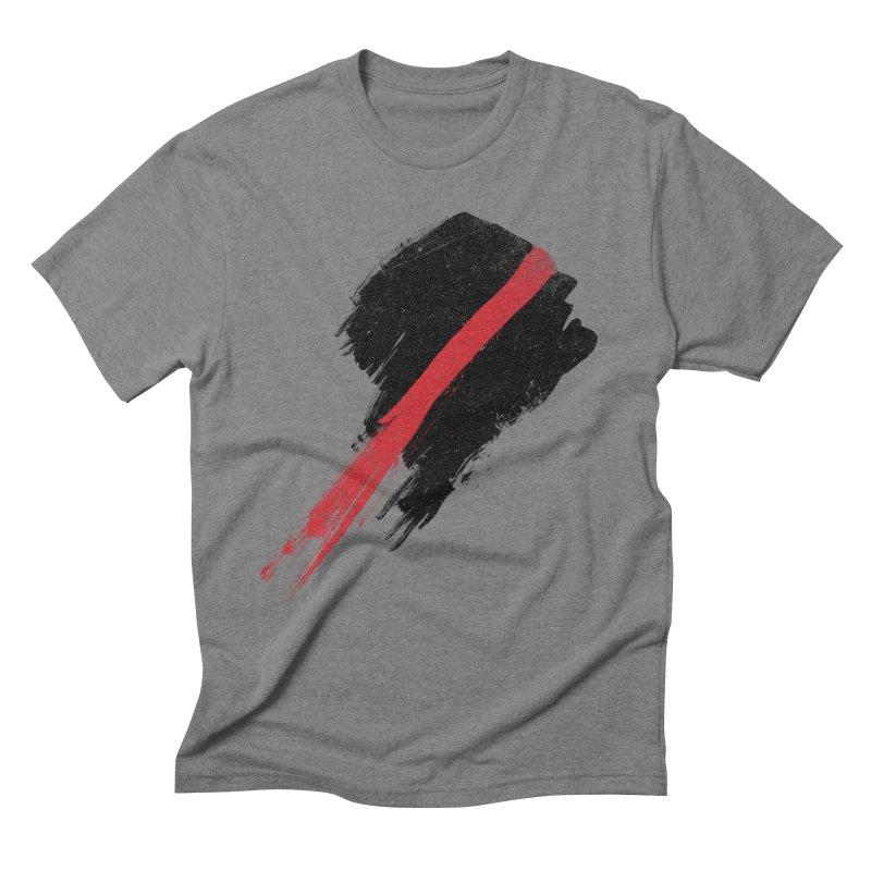 SCREAM Men's Triblend T-shirt by ISMAILKOCABAS's Artist Shop