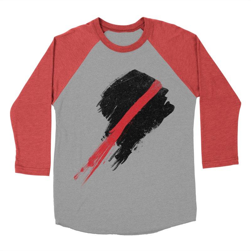 SCREAM Women's Baseball Triblend T-Shirt by ISMAILKOCABAS's Artist Shop