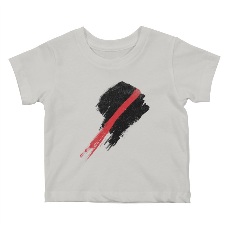 SCREAM Kids Baby T-Shirt by ISMAILKOCABAS's Artist Shop