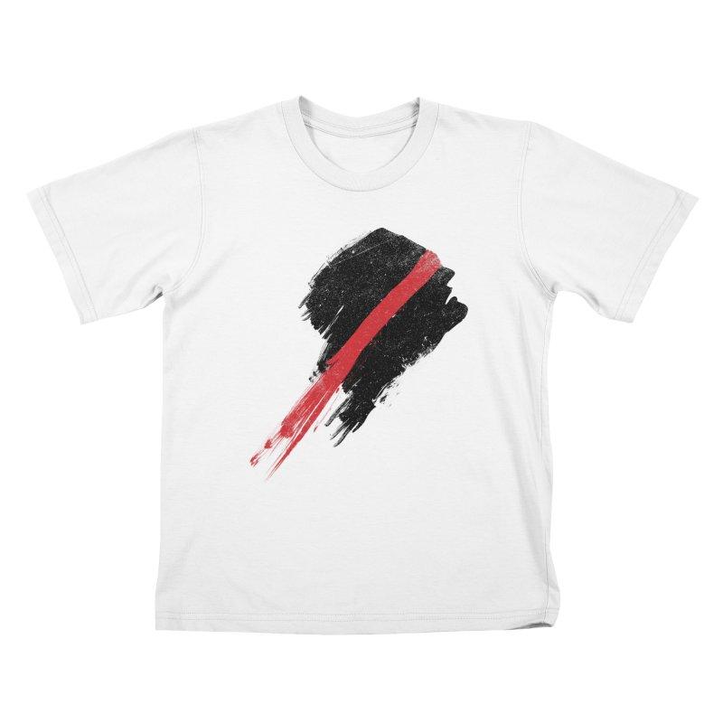 SCREAM Kids T-Shirt by ISMAILKOCABAS's Artist Shop