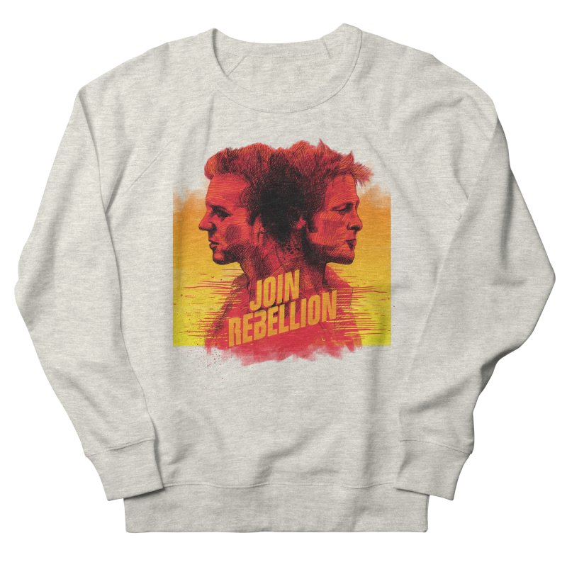 JOIN REBELLION Women's Sweatshirt by ISMAILKOCABAS's Artist Shop