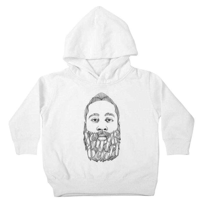 FEAR THE BEARD Kids Toddler Pullover Hoody by ISMAILKOCABAS's Artist Shop