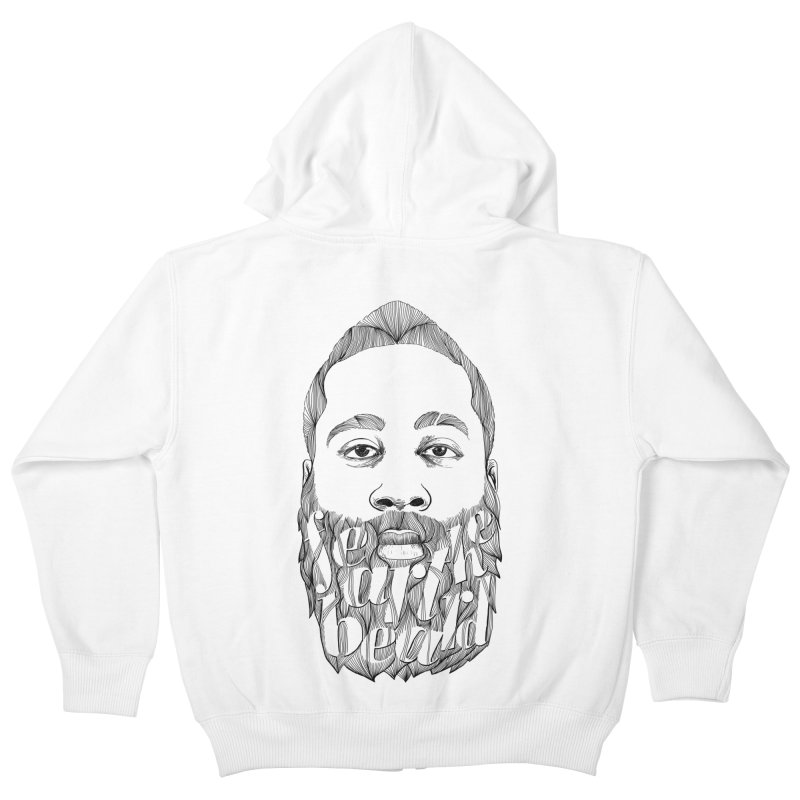 FEAR THE BEARD   by ISMAILKOCABAS's Artist Shop