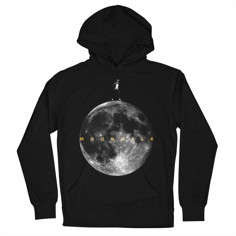 MOONWALK Women's Pullover Hoody by ISMAILKOCABAS's Artist Shop