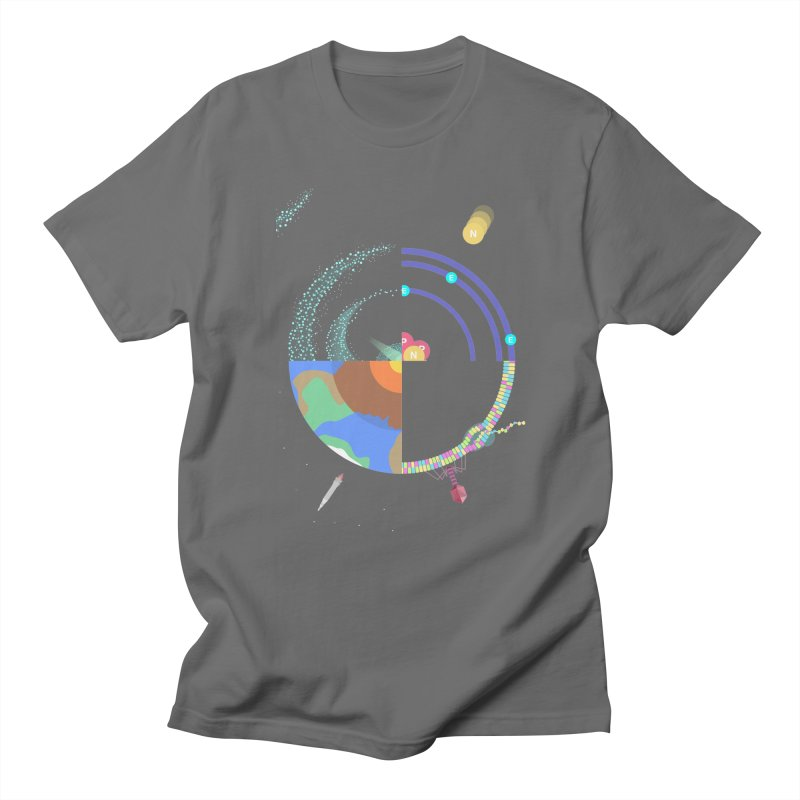 The Circle of life Men's T-Shirt by IamIamI's Artist Shop