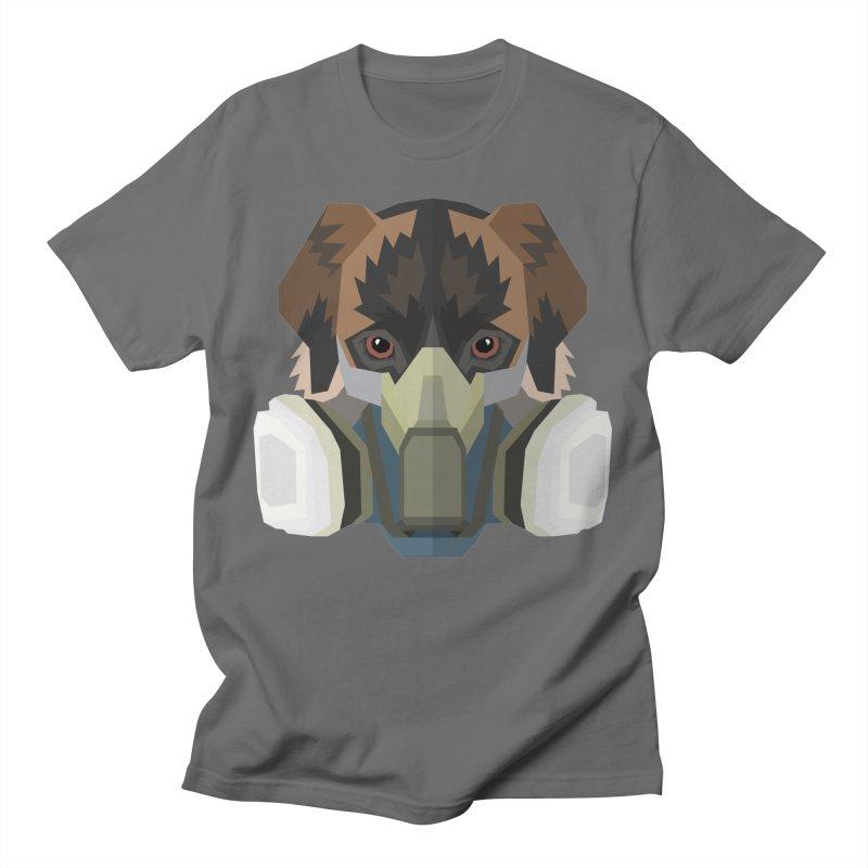 Quarantine Mixedbreed Men's T-Shirt by IamIamI, UAreUareU?