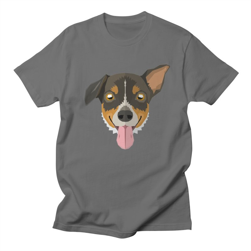 Doggoz Jack Russell Women's T-Shirt by IamIamI's Artist Shop